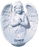 Betender Engel mit Kerze