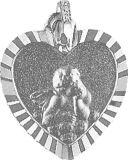 Amor - Schutzengel (Silber)