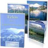 SET: Telos Bücher 1-3 & CDs 1+2 Neuer Preis 84,90 EUR