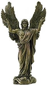 Erzengel Metatron - Herr der Engel (bronziert)