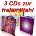 3 Aufstiegsaktivierungs CDs nach Wahl
