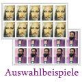 Sticker - Meisterbilder, zur freien Auswahl, 3cm x 2cm
